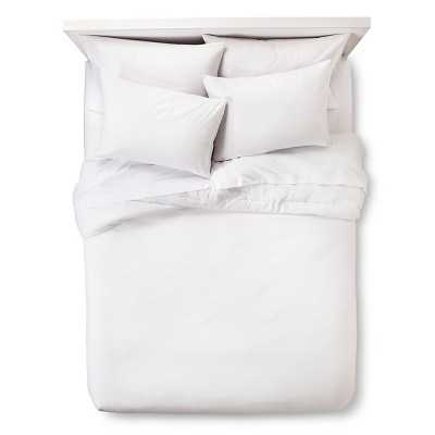 """Room Essentialsâ""""¢ Textured Bed in a Bag with Sheet Set - Target"""