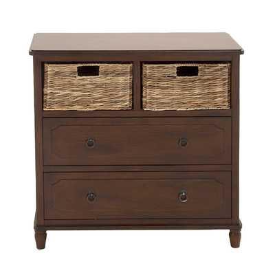 2 Drawer Dresser - Wayfair