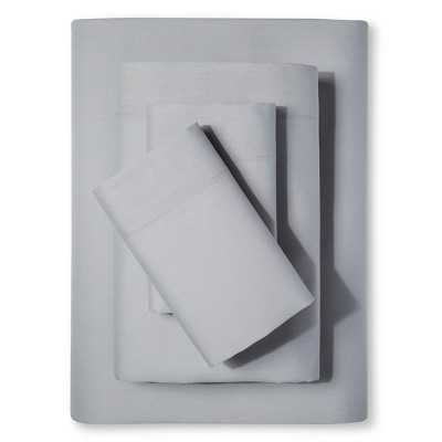 Easy Care Sheet Set - Solids - Twin - Target