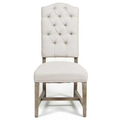 Ericka Tufted Side Chair - Wayfair