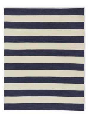 Patio Stripe Indoor/Outdoor Rug - 8x10 - Williams Sonoma