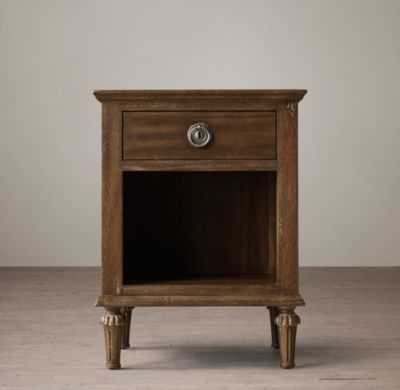 "20"" MAISON OPEN NIGHTSTAND - RH"
