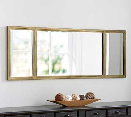 Jensen Wall Mirror - Rectangle - Pottery Barn