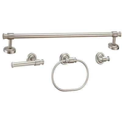 "Sapphire 24"" Bath Accessory Setby Global Door Controls - Wayfair"