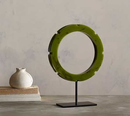 Jade Ring On a Stand - Pottery Barn
