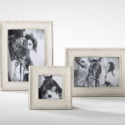 Distressed Wooden Photo Frame - Overstock