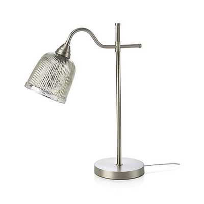 Tessa Desk Lamp - Crate and Barrel