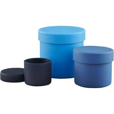 3-piece squish container set - CB2