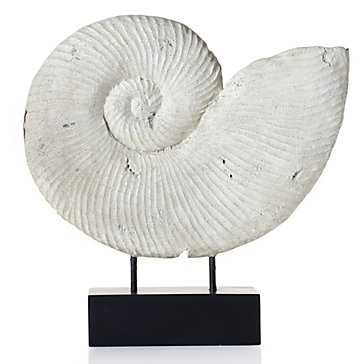 Faux Fossilized Shell - Z Gallerie
