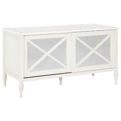 Hollywood Mirrored TV Stand - Target