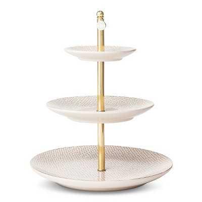 """West Emoryâ""""¢ Three Tier Ceramic Jewelry Storage Tray - Target"""