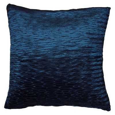 Rizzy Home Detailed Solid Textured Throw Pillow - Target