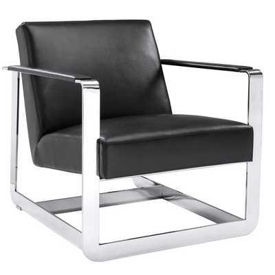 Club Clevelander Arm Chair by Sunpan Modern - AllModern