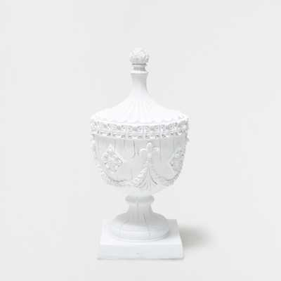 DECORATIVE WHITE ORNAMENT - Zara Home