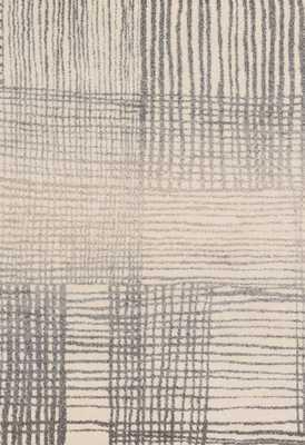 EB-05 IVORY / GREY - Loma Threads