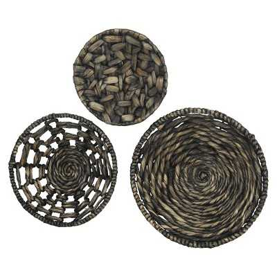 Woven Hanging Wall Décor - Set of 3 - Target