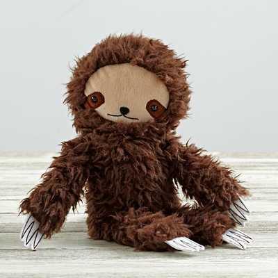 Plush Sloth by Bijou Kitty - Land of Nod