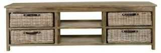 Noreen TV Stand - One Kings Lane