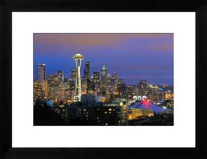 Seattle Skyline - Photos.com by Getty Images