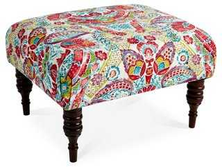 June  Ottoman - One Kings Lane