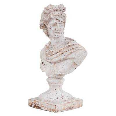 Old World Ceramic Bust - Bust Left - Frontgate