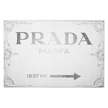 Prada Marfa - 45''W x 30''H  - Unframed - Z Gallerie