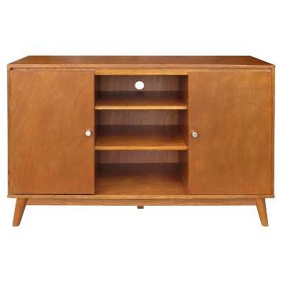 Mid Century Modern Large Accent Cabinet - Target