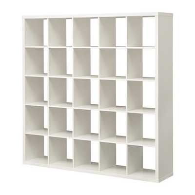 KALLAX Shelving unit, white - Ikea