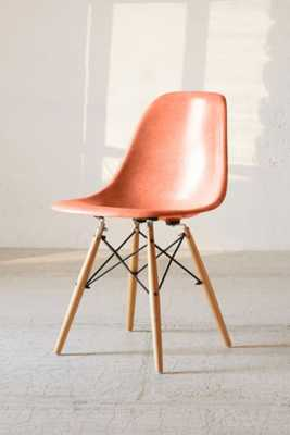 Modernica Side Shell Chair - Orange - Urban Outfitters