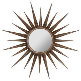 Evelyn Sunburst Wall Mirror - One Kings Lane