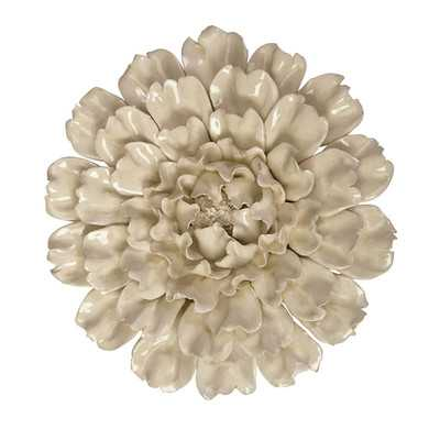 Isabella Large Flower Wall Décor - Wayfair