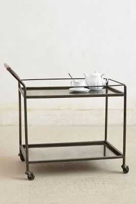 Mercury Bar Cart - Anthropologie