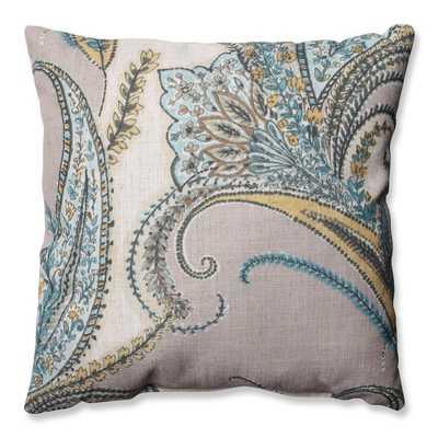 Pillow Perfect Rimby Dune Throw Pillow - Overstock