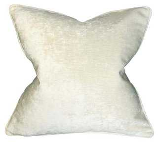 "Palermo Pillow-22"" x 22""-Insert included - One Kings Lane"