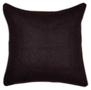 Night Linen Pillow - One Kings Lane