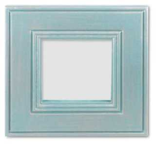 Square Silver Rubbed Frame - One Kings Lane