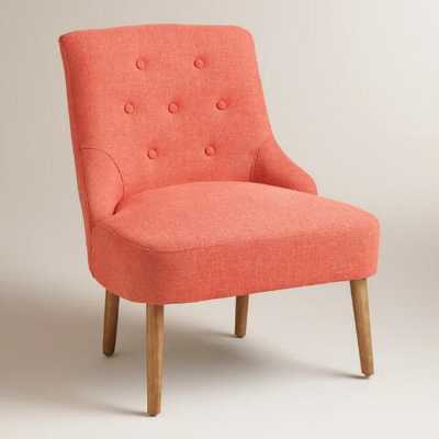 Orange Teaghan Chair - World Market/Cost Plus