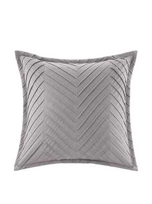 Metropolitan Home Sagrada Euro Sham - Grey - Euro Sham - Amazon