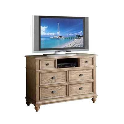 Coventry Media 6 Drawer Chestby Riverside Furniture - Wayfair
