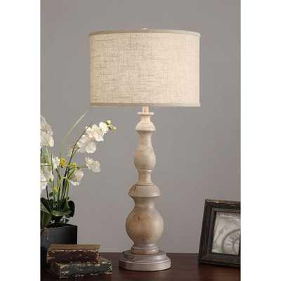 "Latte Grand 38"" Oversized Table Lamp - Overstock"