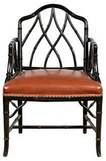 John Widdicomb-Style Bamboo Chair - One Kings Lane