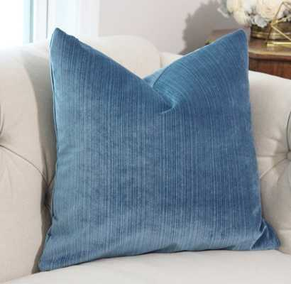 """Motif Pillow Cover - 20""""Sq. - Insert Sold Separately - Etsy"""
