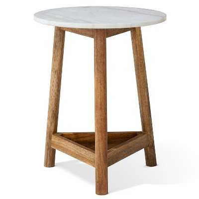"Lanham Marble Top Side Table - Thresholdâ""¢ - Target"
