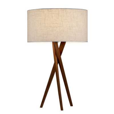 """Bryce 25"""" H Table Lamp with Drum Shade - AllModern"""