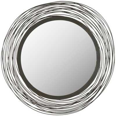 Safavieh Wired Wall Natural Mirror - Overstock