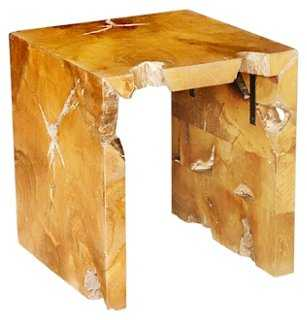 Story Side Table - One Kings Lane