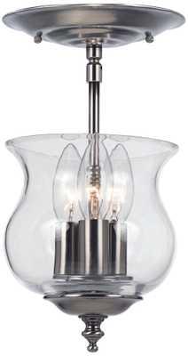 Crystorama Ascott Ceiling Light - Lamps Plus