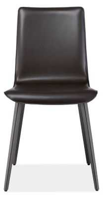 Hirsch Chair with Metal Legs - Room & Board