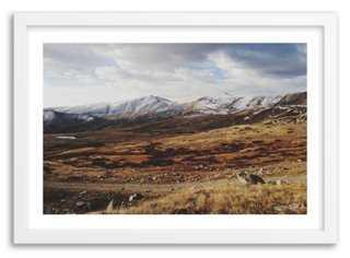 Kevin Russ, Rocky Mountain Fall - One Kings Lane