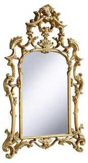 Florence Oversize Mirror - One Kings Lane
